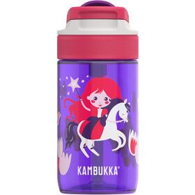Kambukka Lagoon Flaske 400 ml Børn, violet/farverig